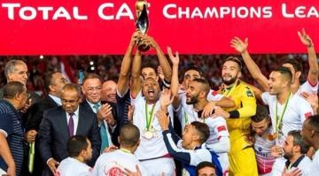 ستة أندية مغربية في المسابقات الإفريقية والعربية لموسم 2019 -2020