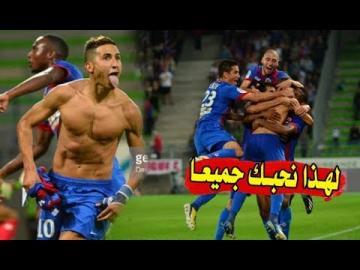 بالفيديو..هدف فيصل فجر ضد سانت إيتيان