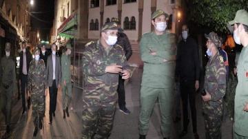 حملات واسعة ضد مخالفي حظر التجوال الليلي بسطات