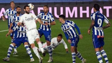 ريال مدريد يتعثر مجددا في الليغا أمام خصم متواضع