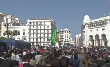 الجزائر: الآلاف يتظاهرون ضد النخبة السياسية والعسكرية في الجمعة الثانية على التوالي