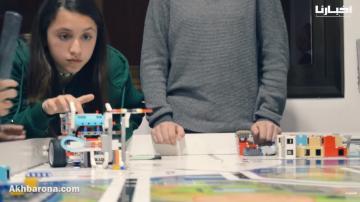 """تلاميذ يرفعون شعار التحدي لتمثيل المغرب في مسابقة """"الروبوتيك"""" بمصر"""