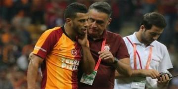 """الكسر المزدوج في الفك يبعد """"بلهندة"""" عن فريقه والمنتخب المغربي لمدة طويلة"""