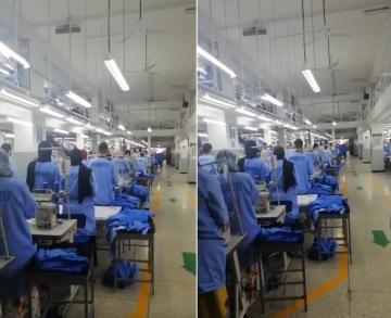 عمال مصنع للخياطة بطنجة يتوقفون عن العمل لرفع الدعاء طلباً للمطر