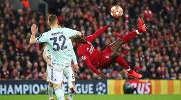 التعادل بدون أهدف ينهي مواجهة ليفربول وبايرن ميونخ