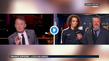 الكندوزي يحسم بشكل نهائي في مصير إنضمامه للمنتخب الوطني المغربي