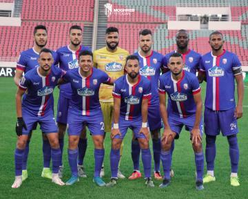 الدفاع الجديدي يتعادل مع المغرب التطواني في مباراة مثيرة(فيديو)