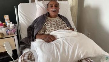 سعيد الناصيري يطل على المغاربة بفيديو جديد بعد أزمته الصحية (فيديو)