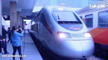 """كاميرا """"أخبارنا"""": هكذا كانت أول رحلة على متن قطار """"البراق"""""""