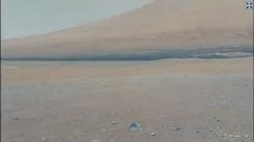 شاهد لحظات رائعة من سطح كوكب المريخ