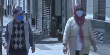 الجزائر تفرض ارتداء الكمامات الواقية ابتداء من أول أيام عيد الفطر خوف من انتشار كورونا