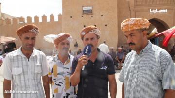 من الحدود المغربية-الجزائرية..مواطنون مغاربة يثمنون خطاب الملك ويؤيدون دعوته بفتح الحدود بين البلدين