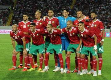قميص الأسود خلال كأس إفريقيا يخيب أمال المغاربة