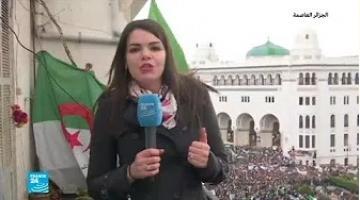 """الجزائر: أكثر من مليون شخص شاركوا في حراك """"جمعة الرحيل"""""""