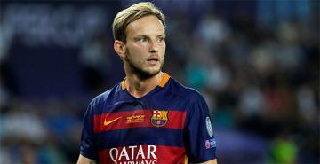 برشلونة يعلن عن إصابة راكيتيتش دون تحديد مدة غيابه