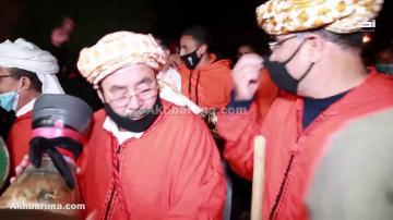 احتفالات نهضة بركان بمناسبة التتويج بكأس الاتحاد الافريقي