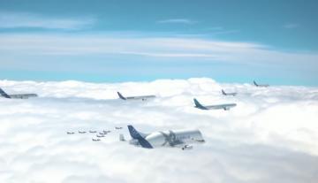 دراسة أمريكية تكشف انعداما نسبيا لانتقال عدوى فيروس كورونا بين ركاب الطائرات