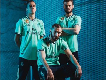 لهذا السبب سيرتدي لاعبو ريال مدريد اللون الأخضر أمام إسبانيول