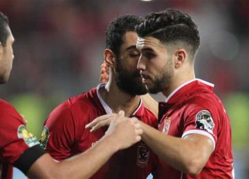 هدف وليد أزارو مع فريقه الأهلي اليوم