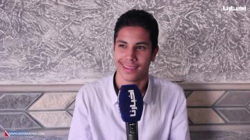 تلميذ مغربي موهوب يخترع سيارة بمواصفات عالمية وبوسائل بسيطة..ينتظر دعمكم!