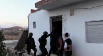 """تفكيك خلية إرهابية موالية لـ""""داعش"""" بمنطقة الحوز"""