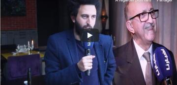 """علاء الدين الجم: هذه علاقتي بعمي ولهذا أبهر فيلم """"معجزة القديس المجهول"""" المشاهدين بمهرجان كان"""