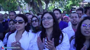 أساتذة الطب يقررون مقاطعة الامتحانات بعد توقيف أمزازي لثلاثة منهم