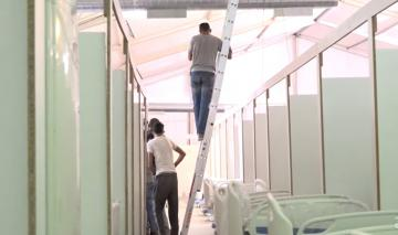 السلطات الصحية بأكادير تجهز مستشفى ميدانيا جديدا