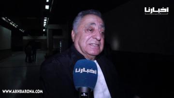 زيان يعلق على فاجعة قطار بوقنادل: أنا مع إقالة الخليع وعمارة والعثماني