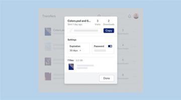 دروب بوكس تطلق خدمة جديدة لإرسال البيانات