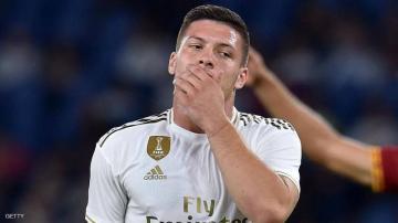 """زيدان"" يحدد مصير ""يوفيتش"" مع ريال مدريد"