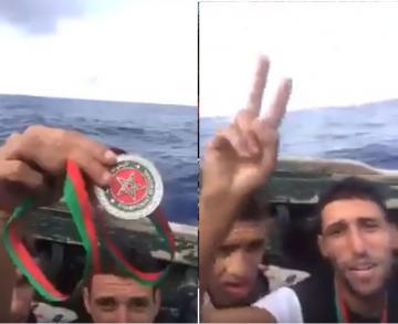 بطل المغرب في رياضة التيكواندو يختار قوارب الموت بحثاً عن لقمة عيش