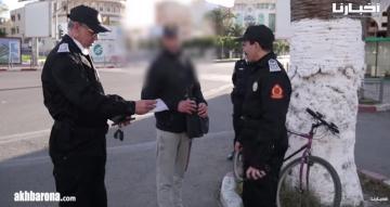 """كبار رجال """"الحموشي"""" بسطات يقودون أقوى حملة أمنية بعد الإعلان عن حالة الطوارئ"""