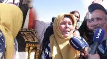 """ساكنة مدينة الكارة تخرج بأعداد غفيرة في تشييع جنازة الطفلة """"مريم"""""""