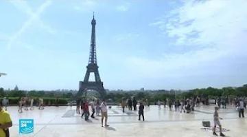موجة حر شديدة مبكرة تضرب فرنسا وباقي أوروبا