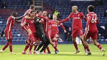 على طريقة بونو..أليسون يُسجل هدف قاتلا ويبقي على آمال ليفربول في التأهل لدوري الأبطال (فيديو)