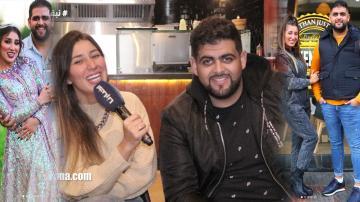 الكوبل غزلان وأيمن في حوار خاص، قصة حب من السعودية إلى المغرب، المقالب، افتتاح مطعمها وأسرار أخرى