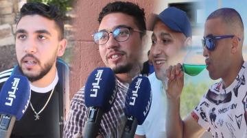"""هذه تعليقات المغاربة بعد الصورة المثيرة للجدل لـ""""حمد الله"""""""