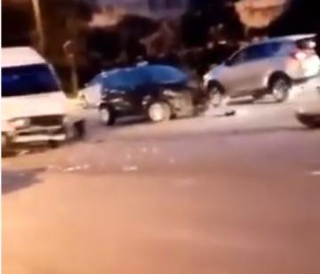 إصابات في حادثة سير خطيرة بطنجة