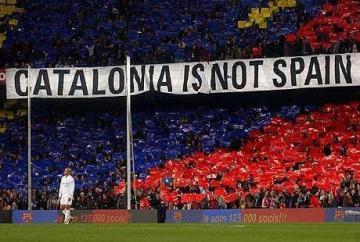 برشلونة يحدد البطولة التي سيلعب بها إذا انفصلت كاتالونيا عن إسبانيا