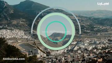 """مناظر رائعة لمدينة تطوان من أعلى قمة بجبل """"درسة"""""""