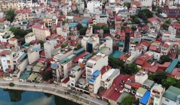 """شاهد: """"المنازل الأنبوبية"""".. طرازٌ معماري بتوقيع فيتنامي"""