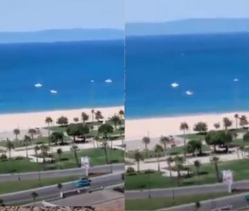 طنجاويون مستاؤون من انتشار اليخوت والمراكب الترفيهية في الشاطئ بالرغم من المنع