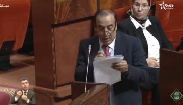 ارتباك عبيابة يثير سخرية في البرلمان ... يجيب عن سؤال لم يطرح عليه