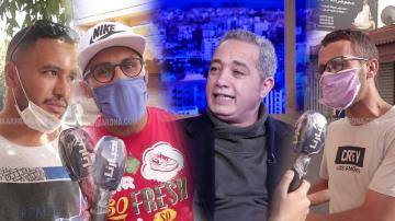 شوفو أشنو قالو المغاربة بعد الإفراج عن الفنان رفيق بوبكر