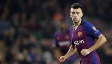رسميا...المغربي الحدادي يغادر برشلونة ويوقع لهذا الفريق
