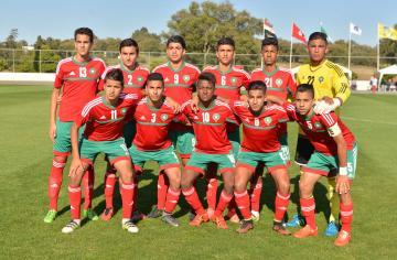 كأس العرب للمنتخبات تحت 17 سنة.. المغرب في المجموعة الأولى
