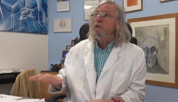 الطبيب الفرنسي 'ديدييه راوول' يعلن قرب نهاية فيروس كورونا (فيديو)