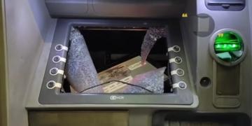 الدار البيضاء: تخريب ومحاولة سرقة صرافات الأبناك