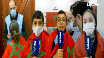 المعقول..الأطفال المغاربة الذين رفعوا راية الوطن عاليا في مسابقة الحساب الذهني العربية